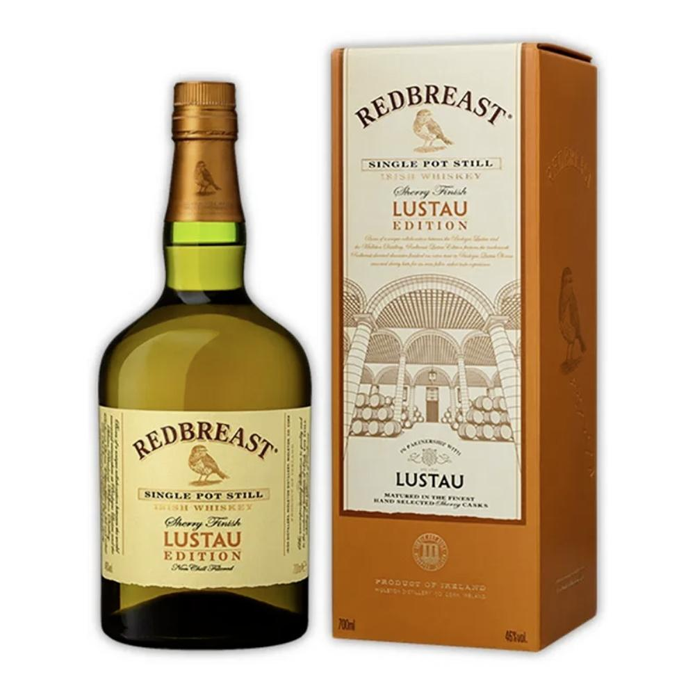Redbreast Lustau Edition Irish whiskey Redbreast