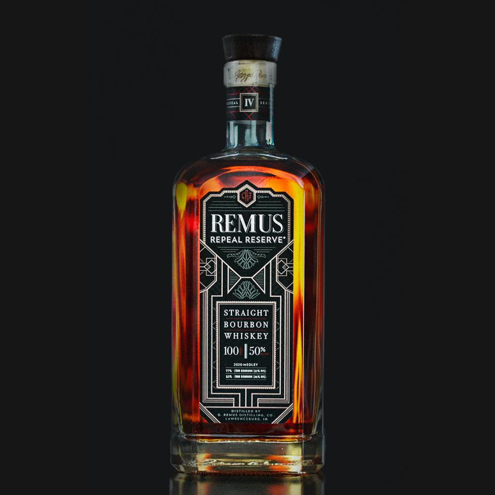 Remus Repeal Reserve Series IV Bourbon George Remus