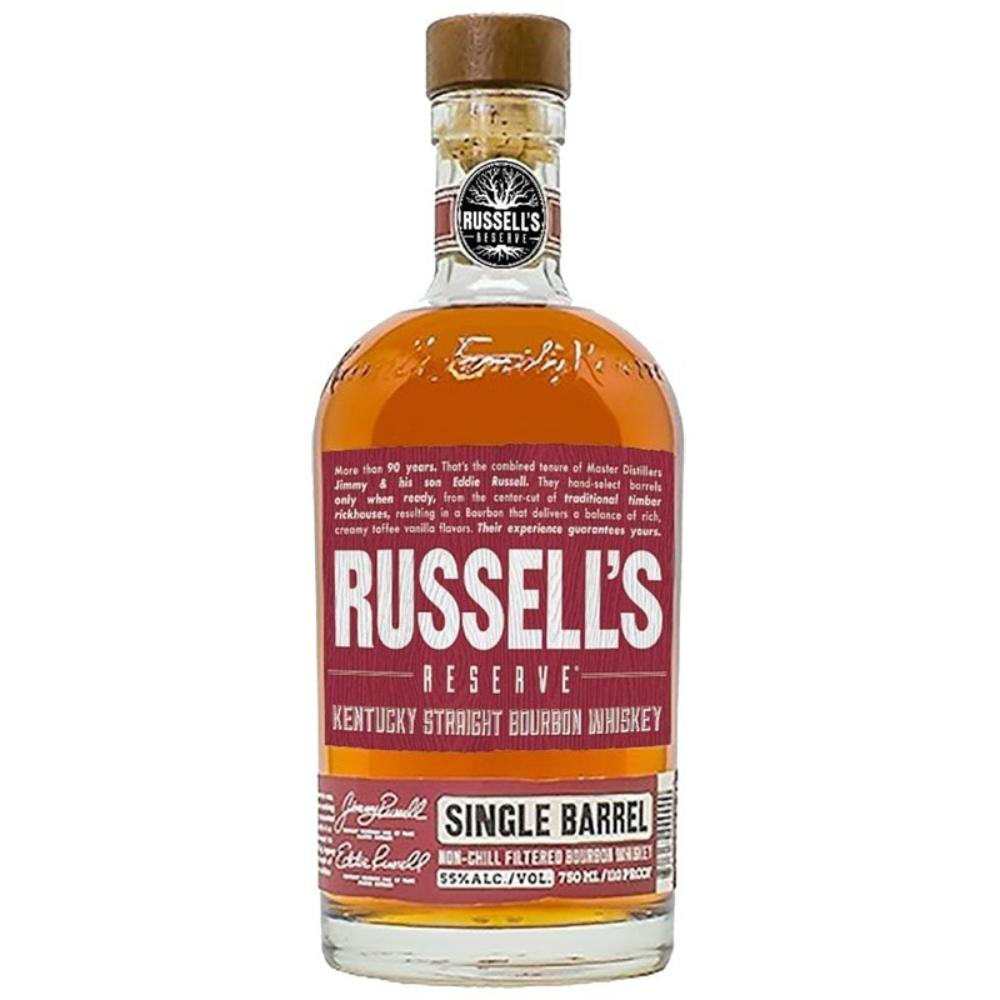 Russell's Reserve Single Barrel Bourbon Bourbon Russell's Reserve