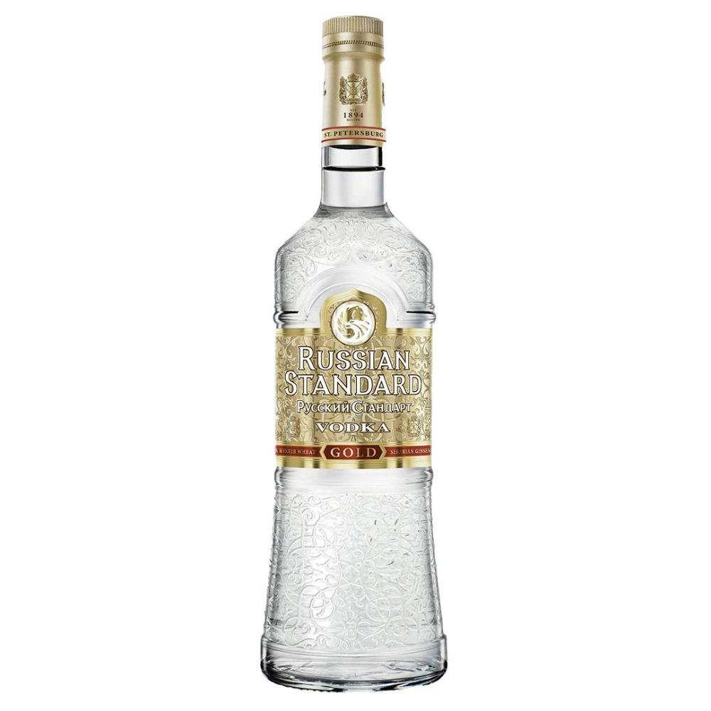 Russian Standard Gold Vodka Russian Standard