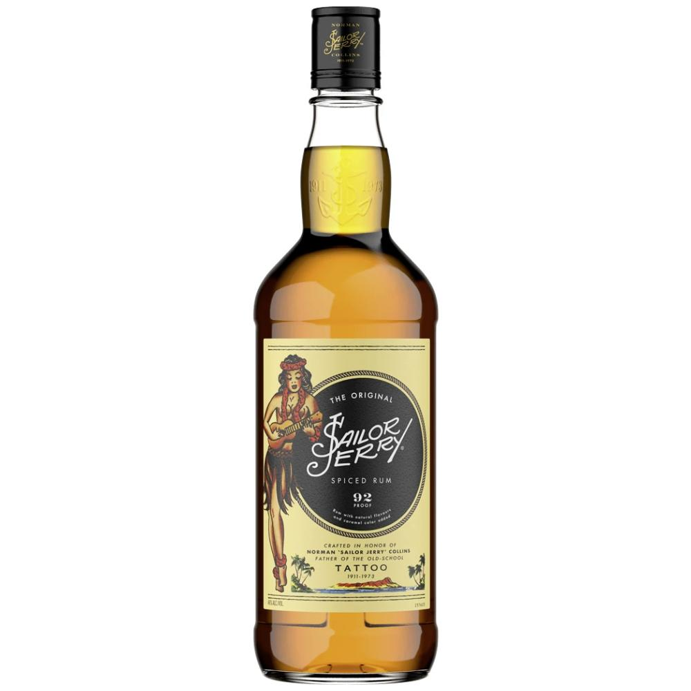 Sailor Jerry Spiced Rum Rum Sailor Jerry Spiced Rum