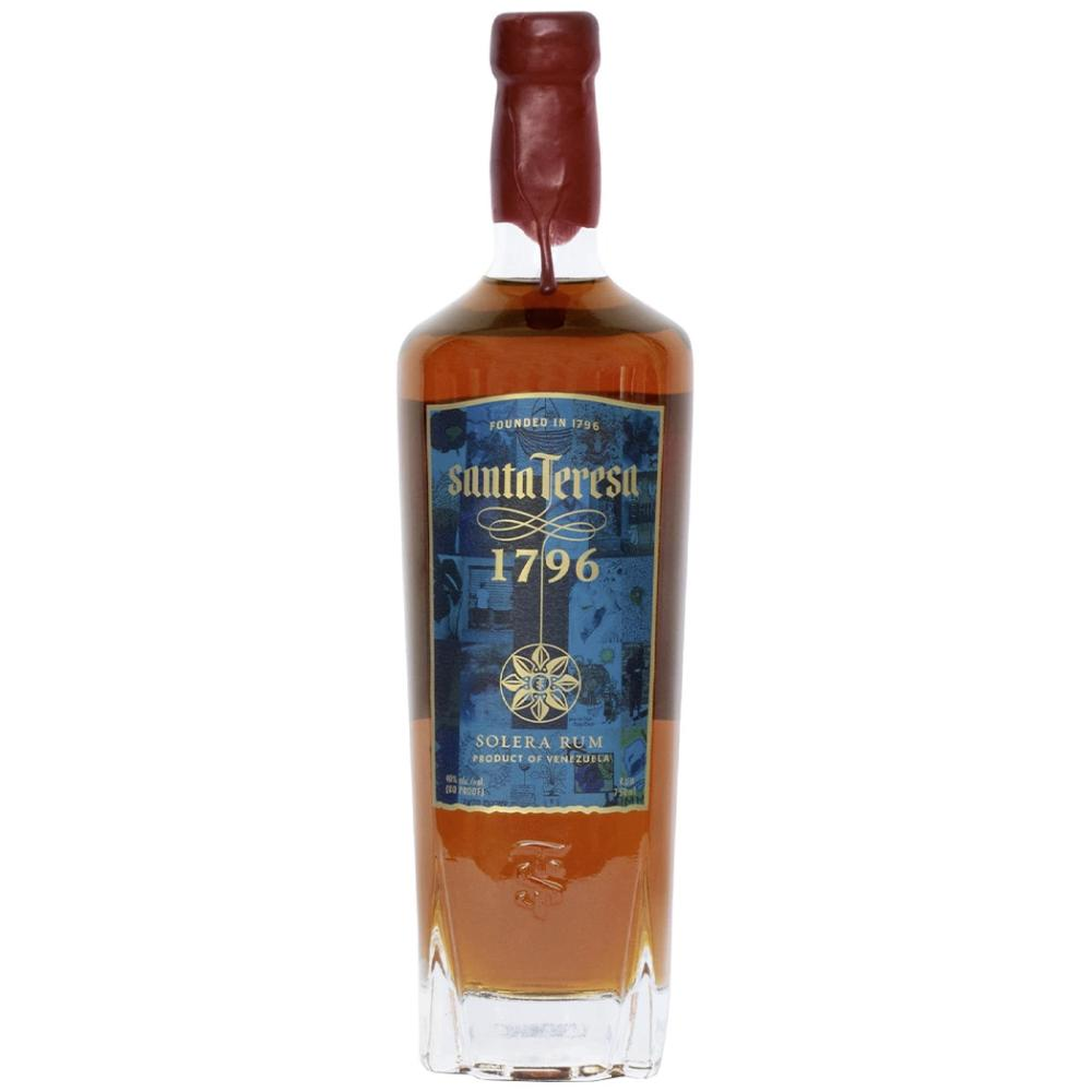 Santa Teresa 1796 Crafted Together Limited Edition Bottle Rum Santa Teresa Rum
