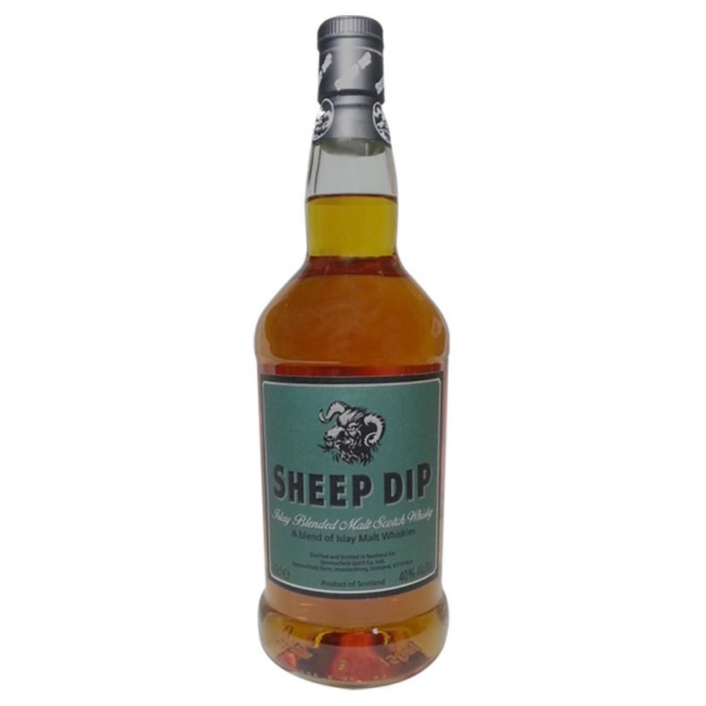 Sheep Dip Islay Blended Malt Scotch Scotch Sheep Dip
