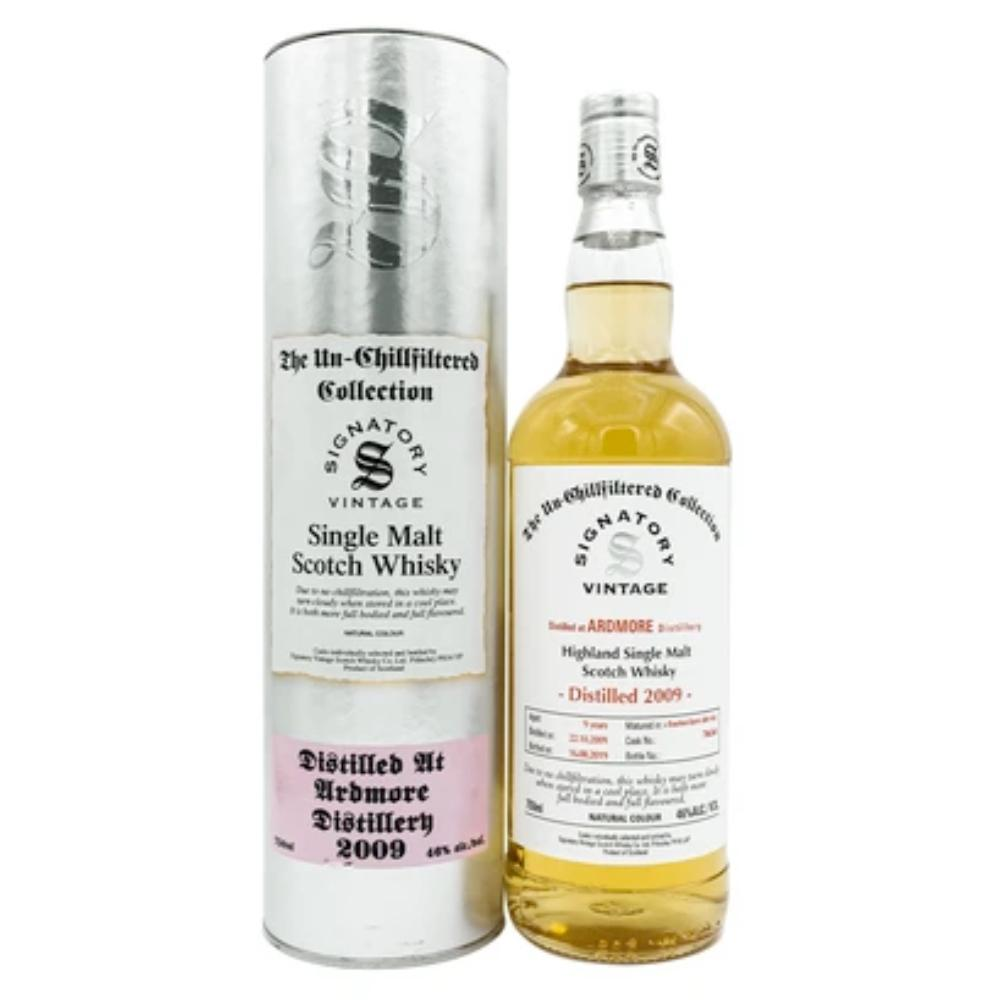 Signatory Single Cask Ardmore 9YR (Cask #706260) Scotch Signatory