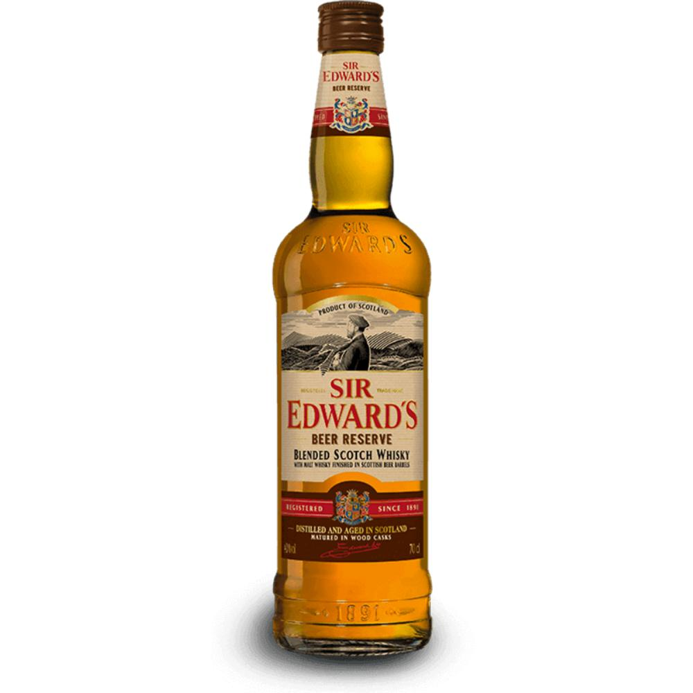 Sir Edward's Beer Reserve Whisky Sir Edward's