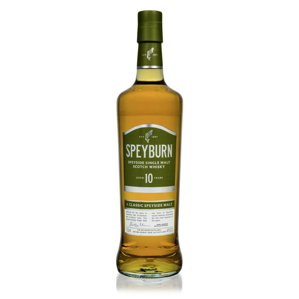 Speyburn 10 Years Old Scotch Speyburn