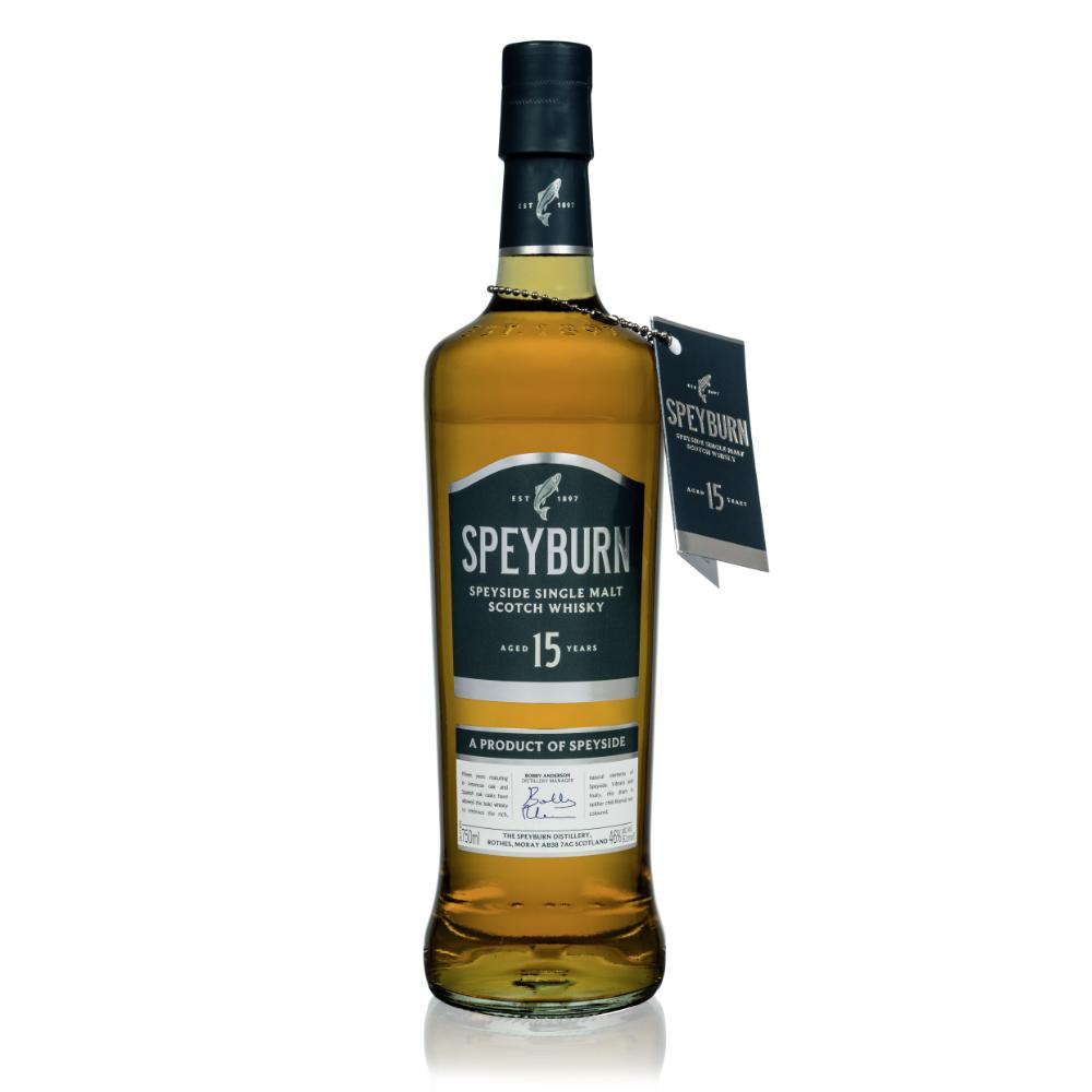 Speyburn 15 Years Old Scotch Speyburn
