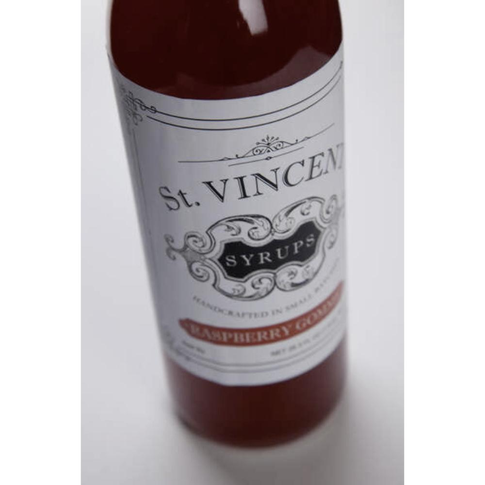 St. Vincent Syrups Raspberry Gomme Syrup St. Vincent Syrups