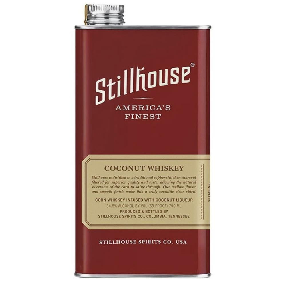 Stillhouse Coconut Whiskey American Whiskey Stillhouse
