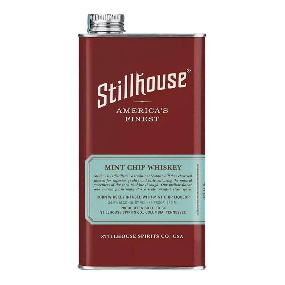 Stillhouse Mint Chip Whiskey American Whiskey Stillhouse