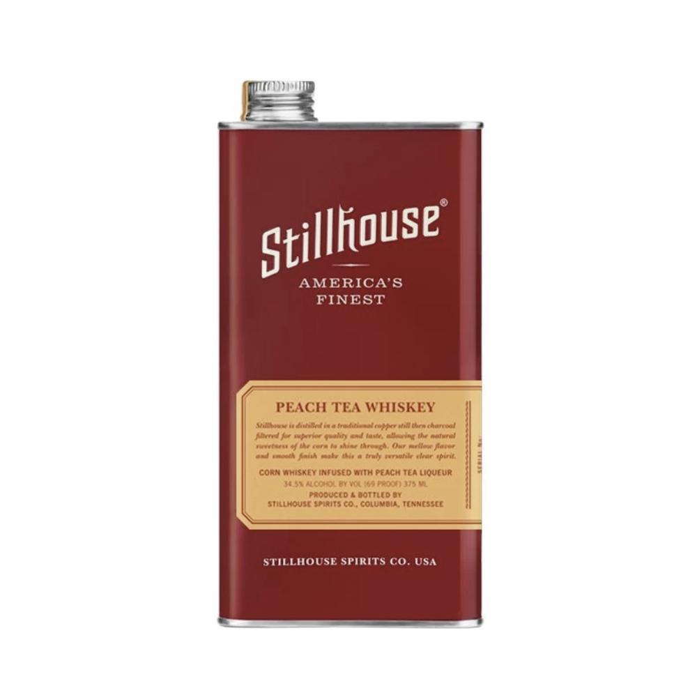 Stillhouse Peach Tea Whiskey 375ML American Whiskey Stillhouse
