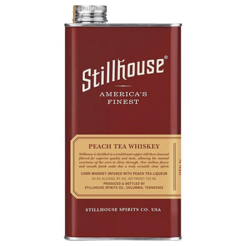 Stillhouse Peach Tea Whiskey American Whiskey Stillhouse