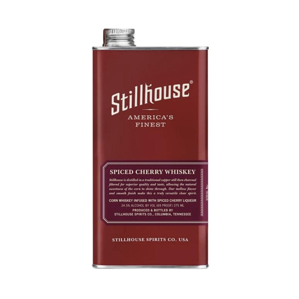 Stillhouse Spiced Cherry Whiskey 375ML American Whiskey Stillhouse