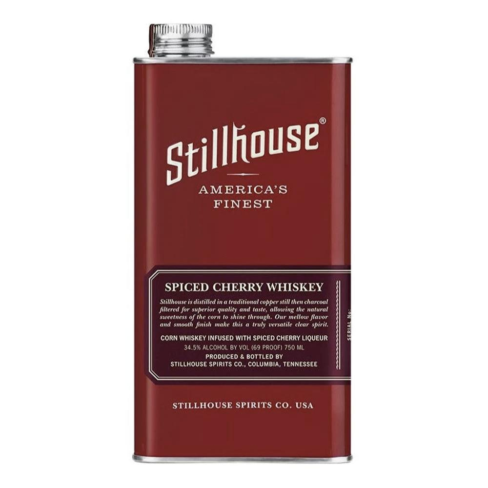 Stillhouse Spiced Cherry Whiskey American Whiskey Stillhouse