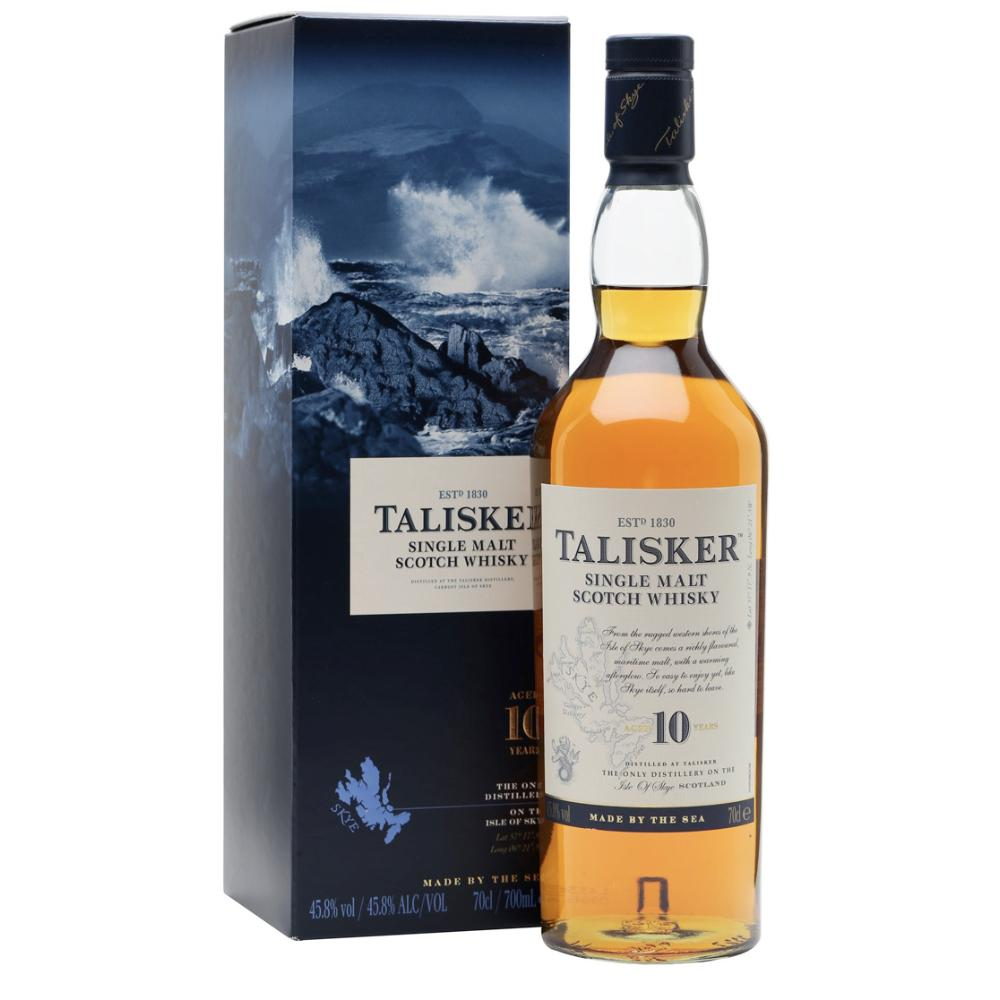 Talisker 10 Years Old Scotch Talisker