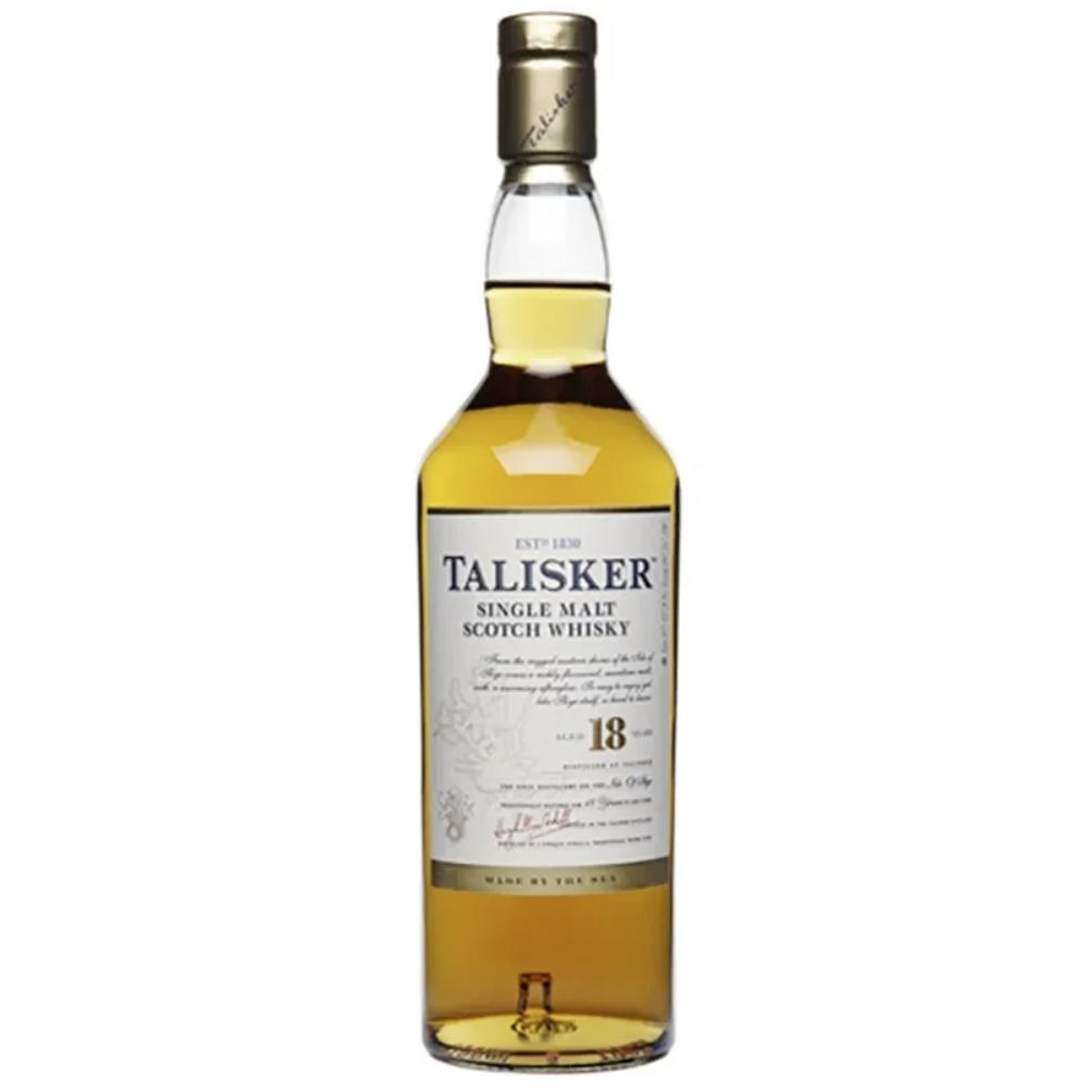 Talisker 18 Year Old Scotch Whisky Scotch Talisker