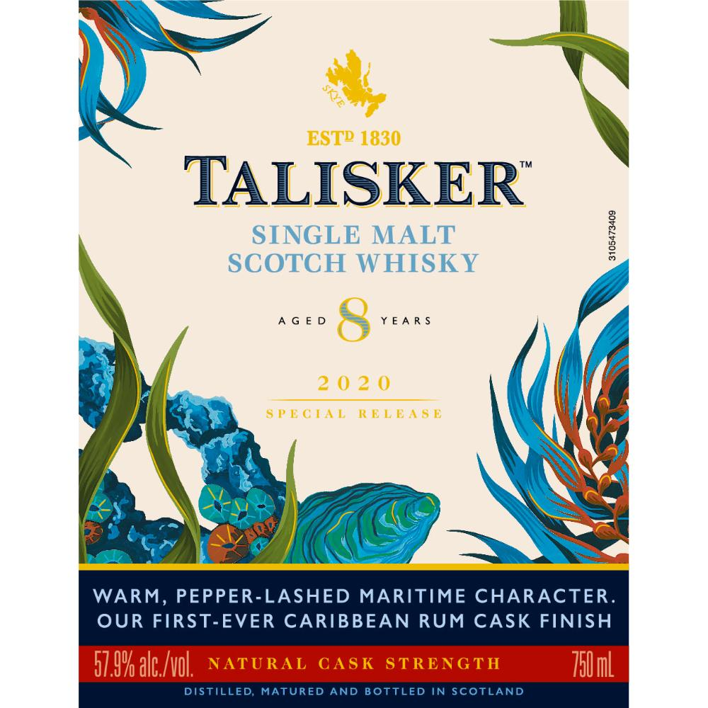 Talisker 8 Year Old 2020 Special Release Scotch Talisker