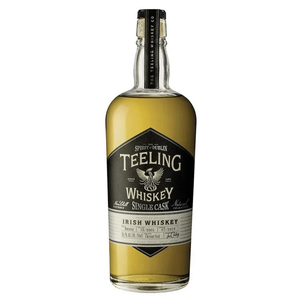 Teeling Single Cask Chestnut Finish Irish Whiskey Teeling Whiskey