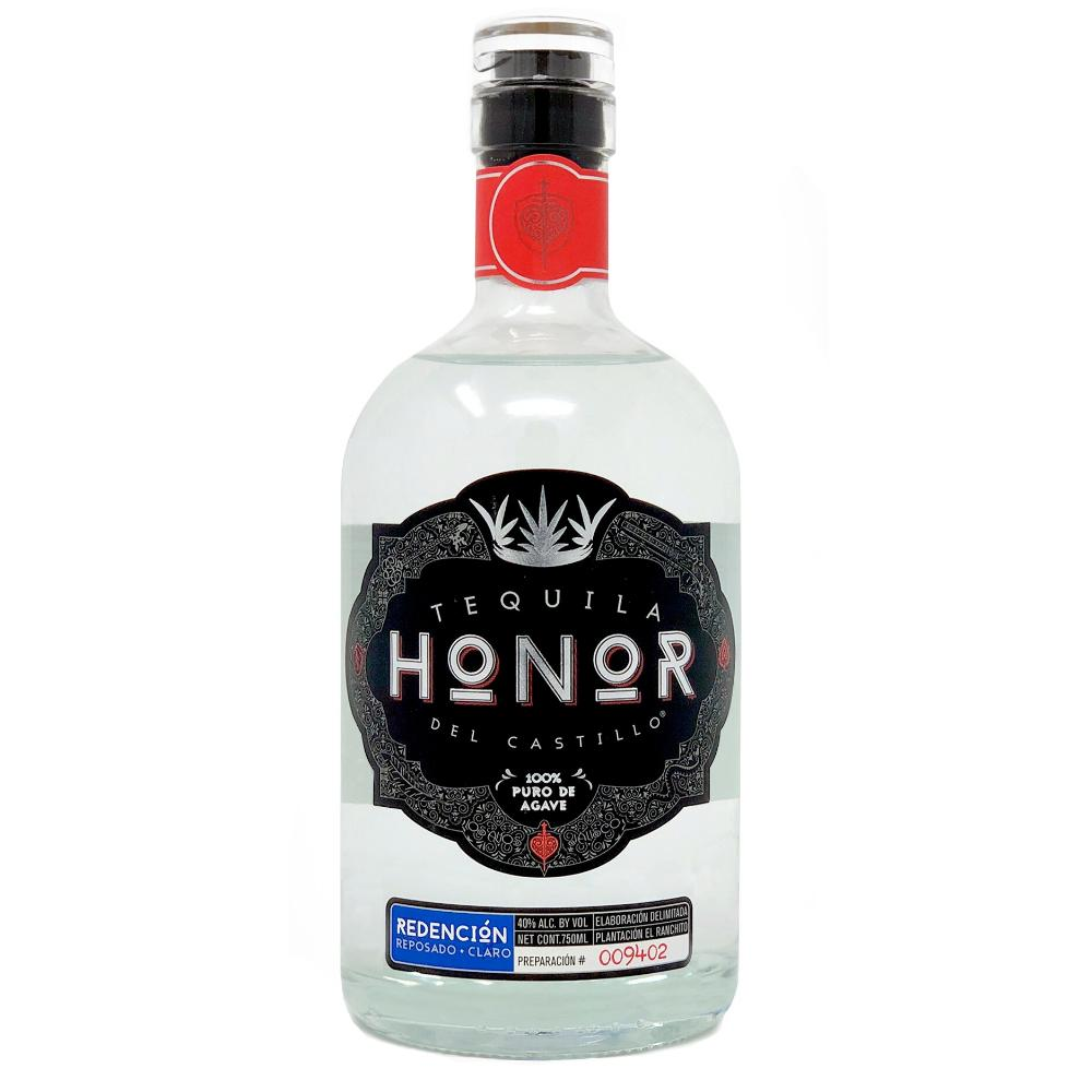 Tequila Honor Del Castillo Redencion Tequila Tequila Honor Del Castillo