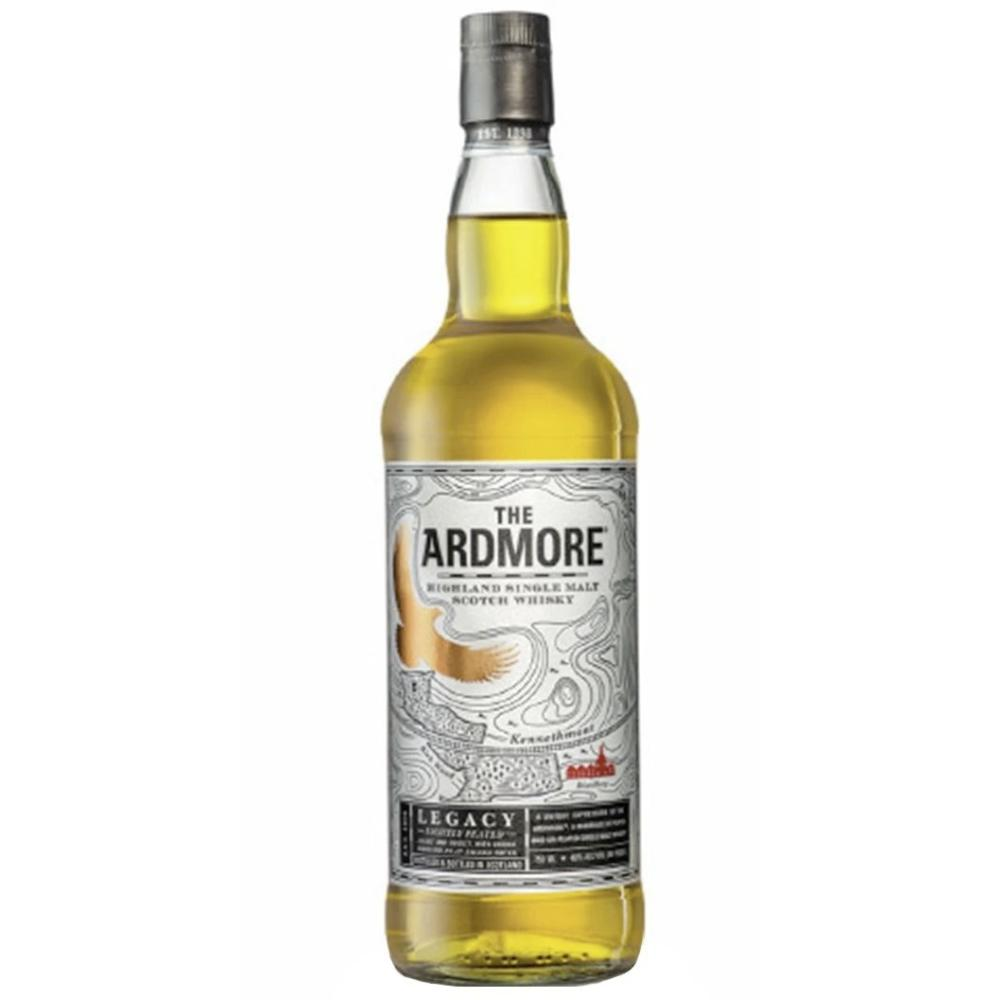 The Ardmore Legacy Highland Single Malt Scotch Scotch The Ardmore