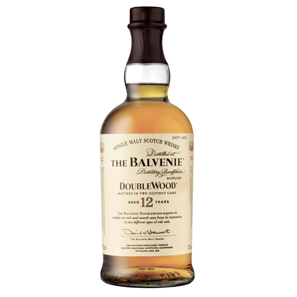 The Balvenie Doublewood 12 Scotch The Balvenie