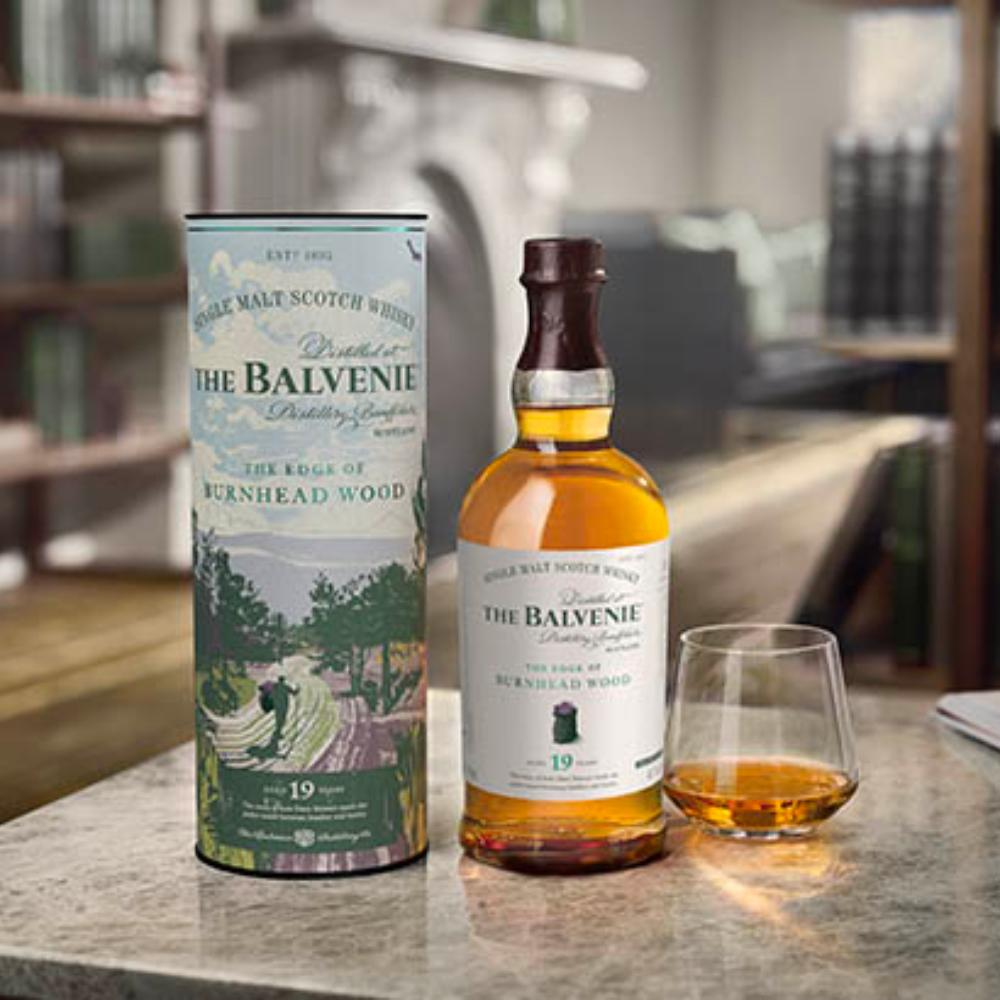 The Balvenie The Edge of Burnhead 19 Year Old Scotch The Balvenie