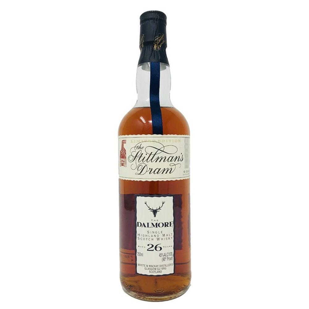 The Dalmore Stillman's Dram 26 Year Scotch The Dalmore