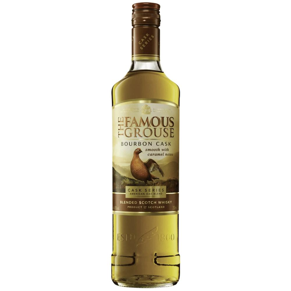 The Famous Grouse Bourbon Cask Scotch The Famous Grouse