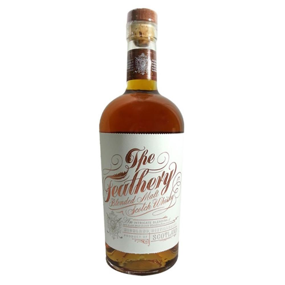 The Feathery Blended Malt Scotch Scotch The Feathery