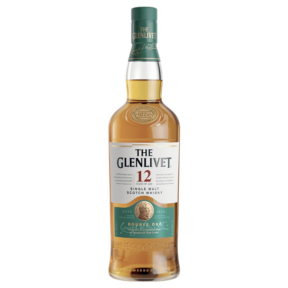 The Glenlivet 12 Year Old Scotch The Glenlivet