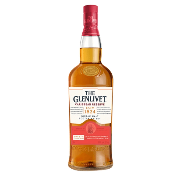 The Glenlivet Caribbean Reserve Scotch The Glenlivet