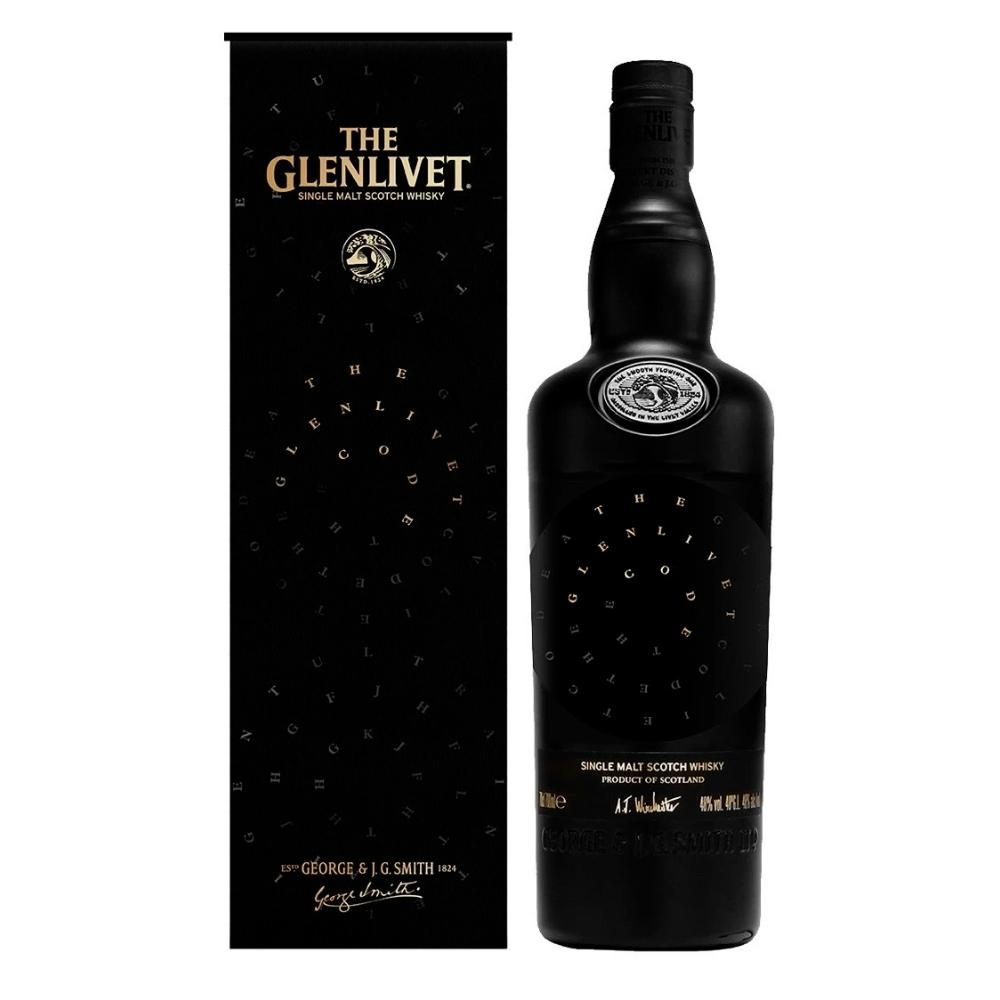 The Glenlivet Code Scotch The Glenlivet