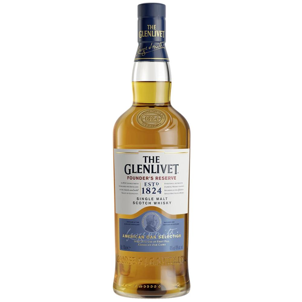 The Glenlivet Founder's Reserve Scotch The Glenlivet