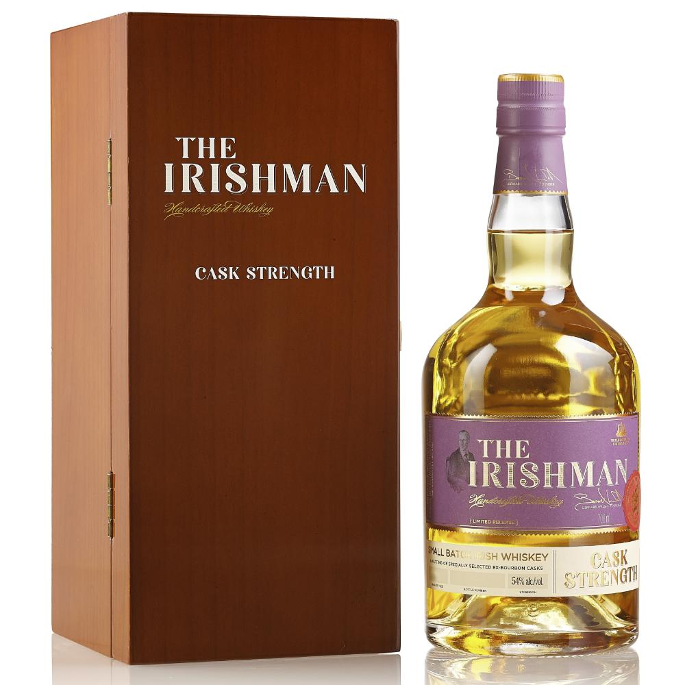 The Irishman Cask Strength 2020 Irish whiskey The Irishman