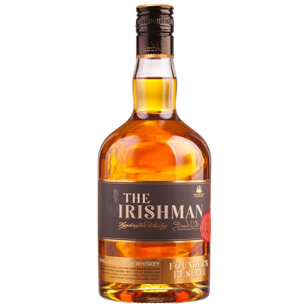The Irishman Founder's Reserve Irish whiskey The Irishman