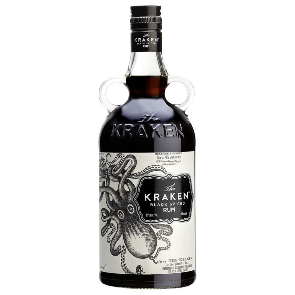 The Kraken Black Spiced Rum Rum Kraken Rum