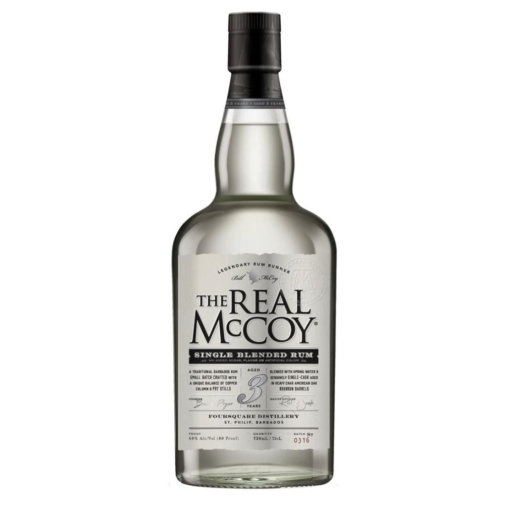 The Real McCoy 3 Year Aged Rum Rum The Real McCoy