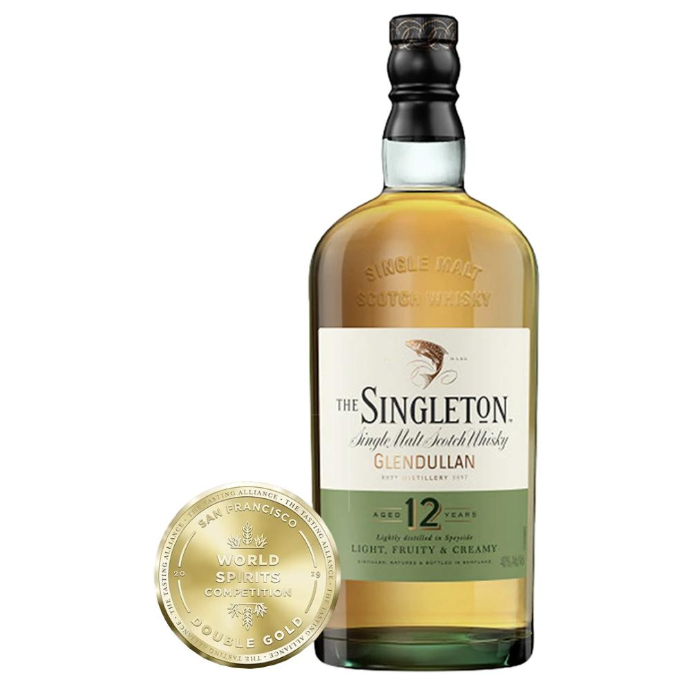 The Singleton of Glendullan 12 Year Old Scotch The Singleton of Glendullan