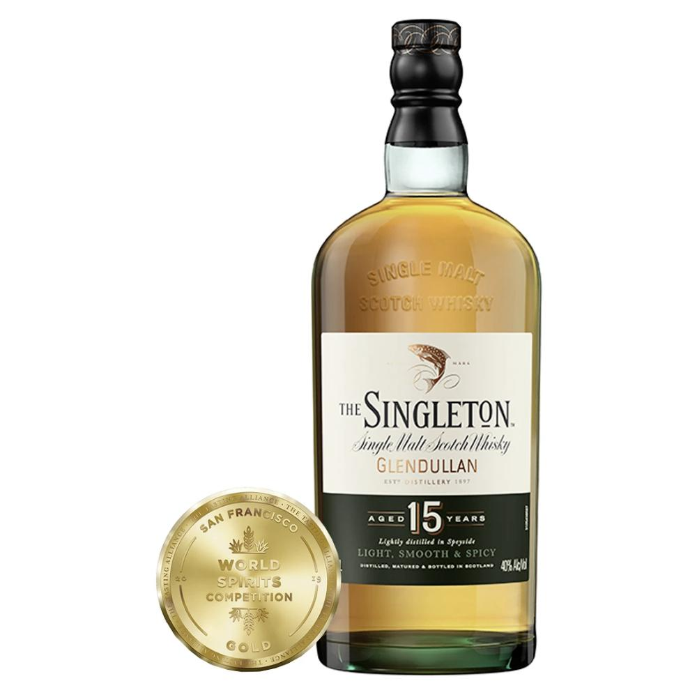 The Singleton of Glendullan 15 Year Old Scotch The Singleton of Glendullan