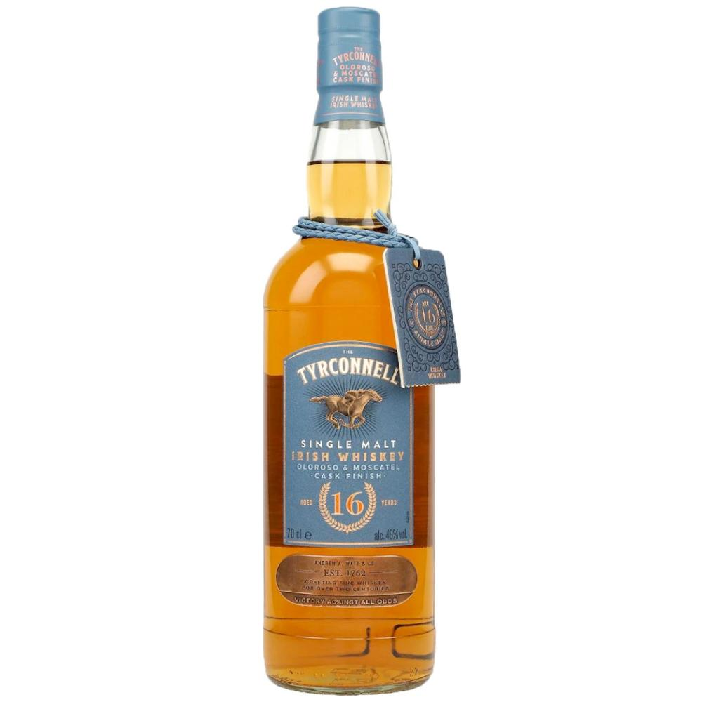 The Tyrconnell 16-year-old Oloroso & Moscatel Cask Finish Irish whiskey Tyrconnell