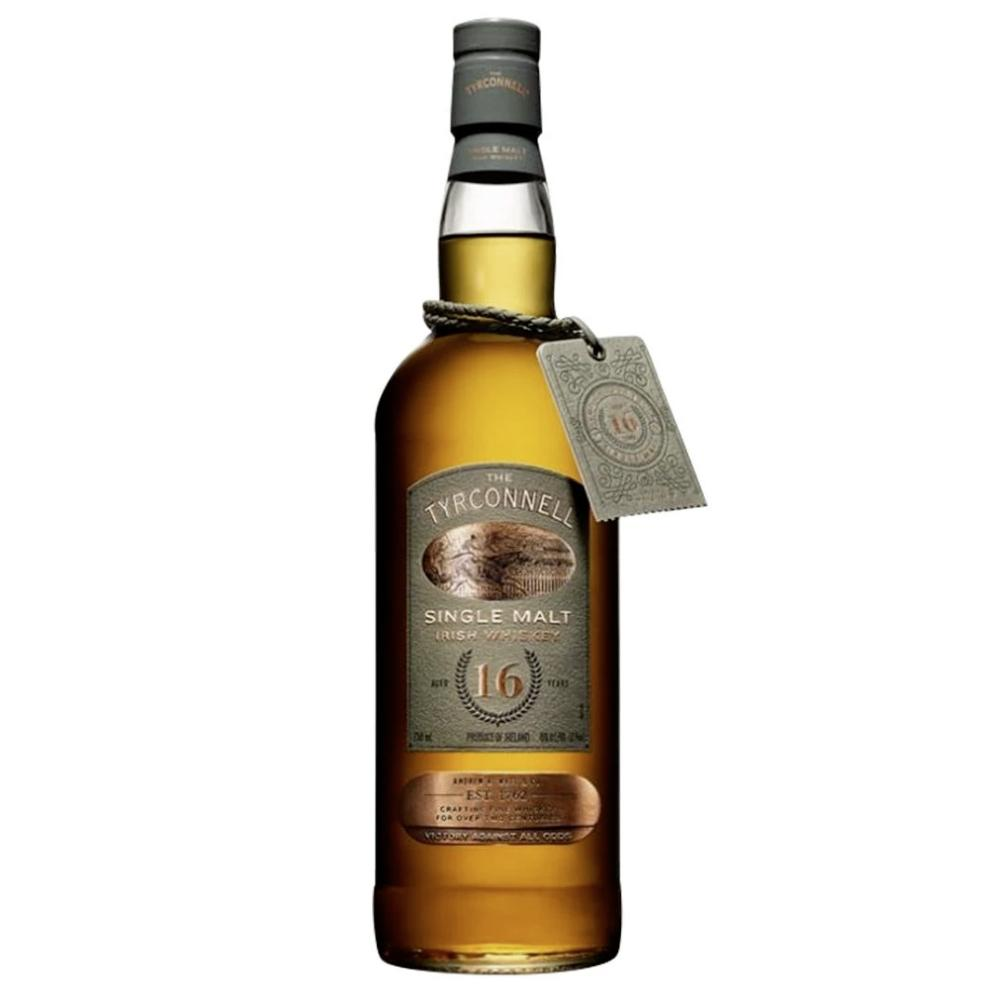 The Tyrconnell 16 Year Single Malt Irish Whiskey Irish whiskey Tyrconnell