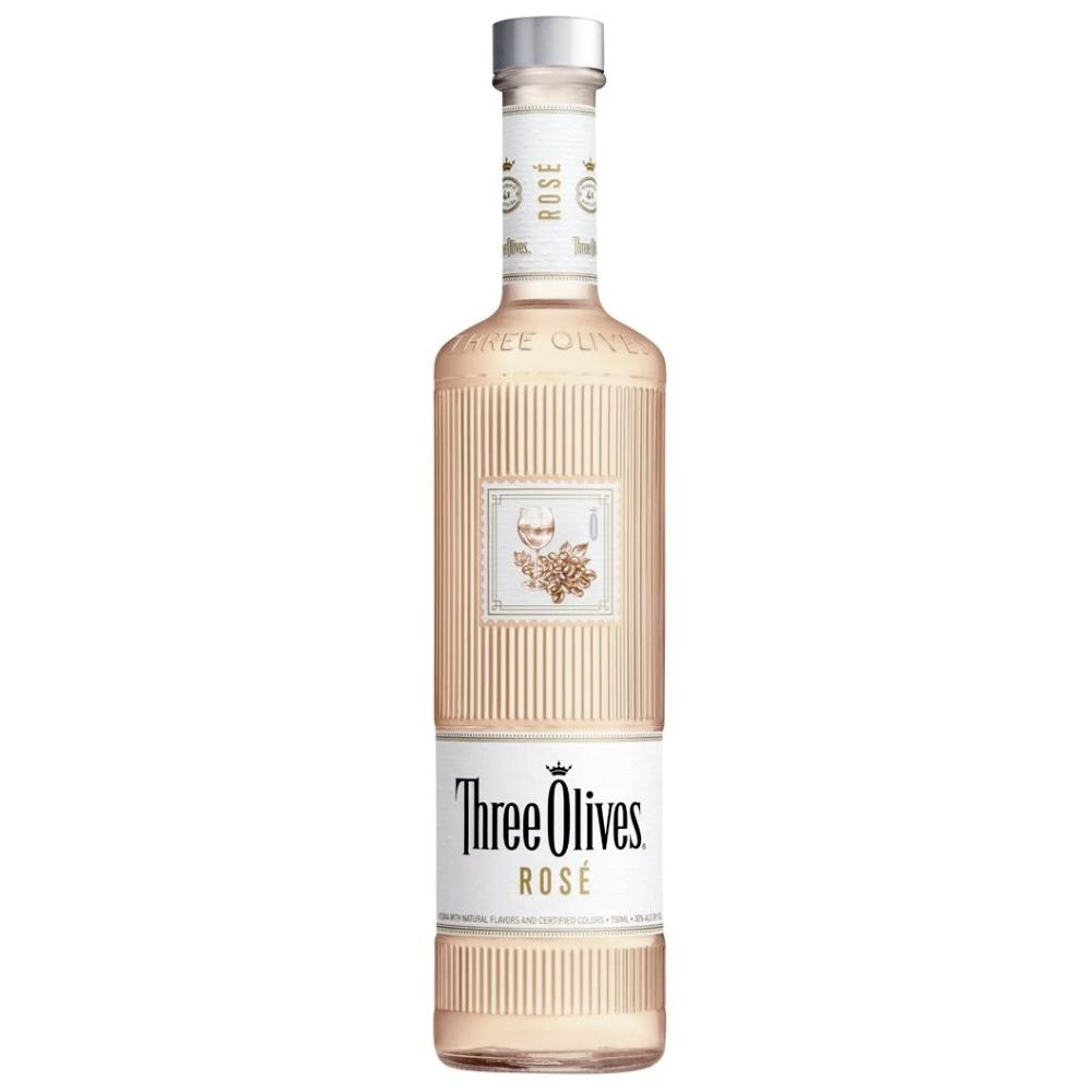 Three Olives Rosé Vodka Three Olives