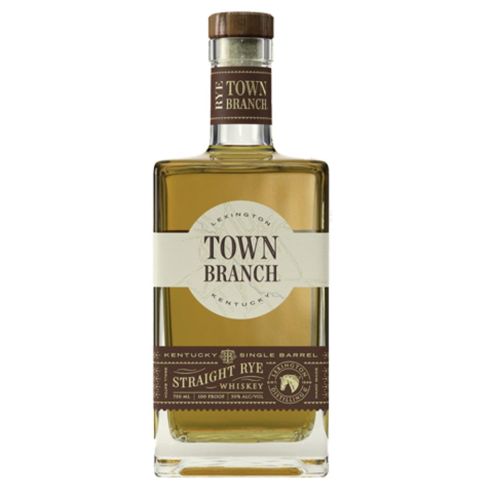 Town Branch Rye Rye Whiskey Town Branch