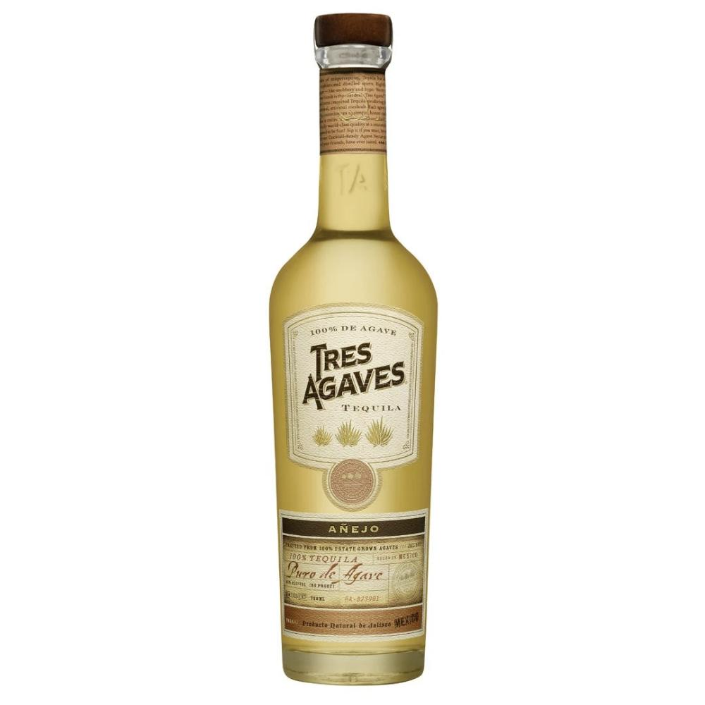 Tres Agaves Añejo Tequila Tres Agaves