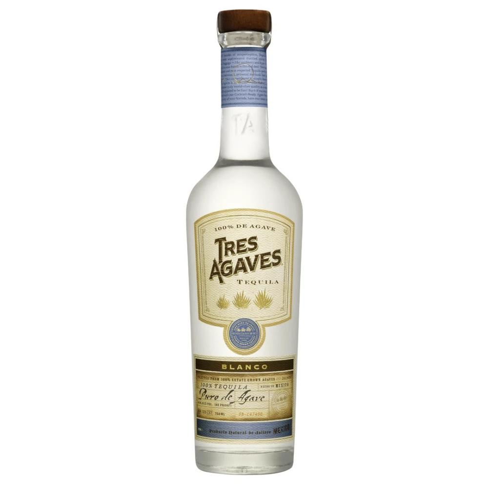 Tres Agaves Blanco Tequila Tres Agaves