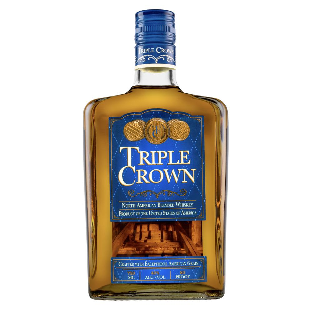 Triple Crown North American Blended Whiskey American Whiskey Triple Crown