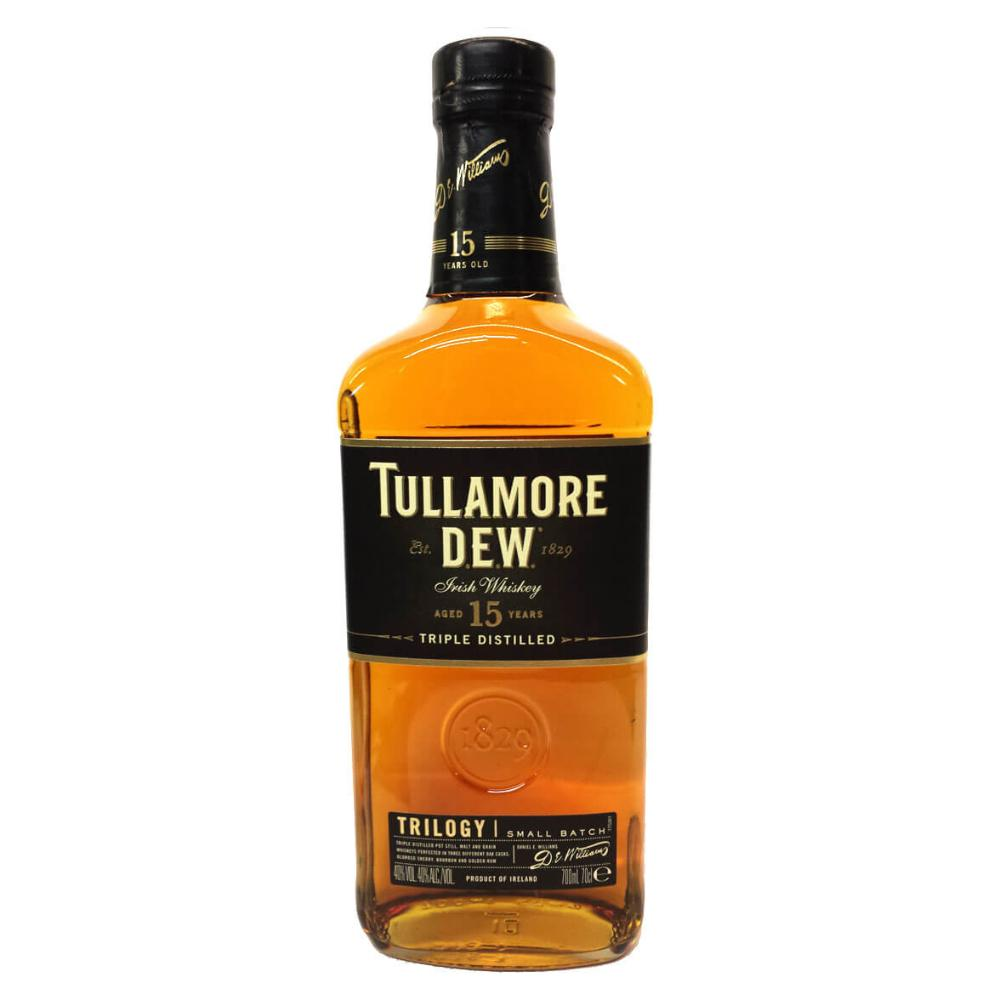 Tullamore Dew Trilogy 15 Year Old Irish Whiskey Irish whiskey Tullamore Dew