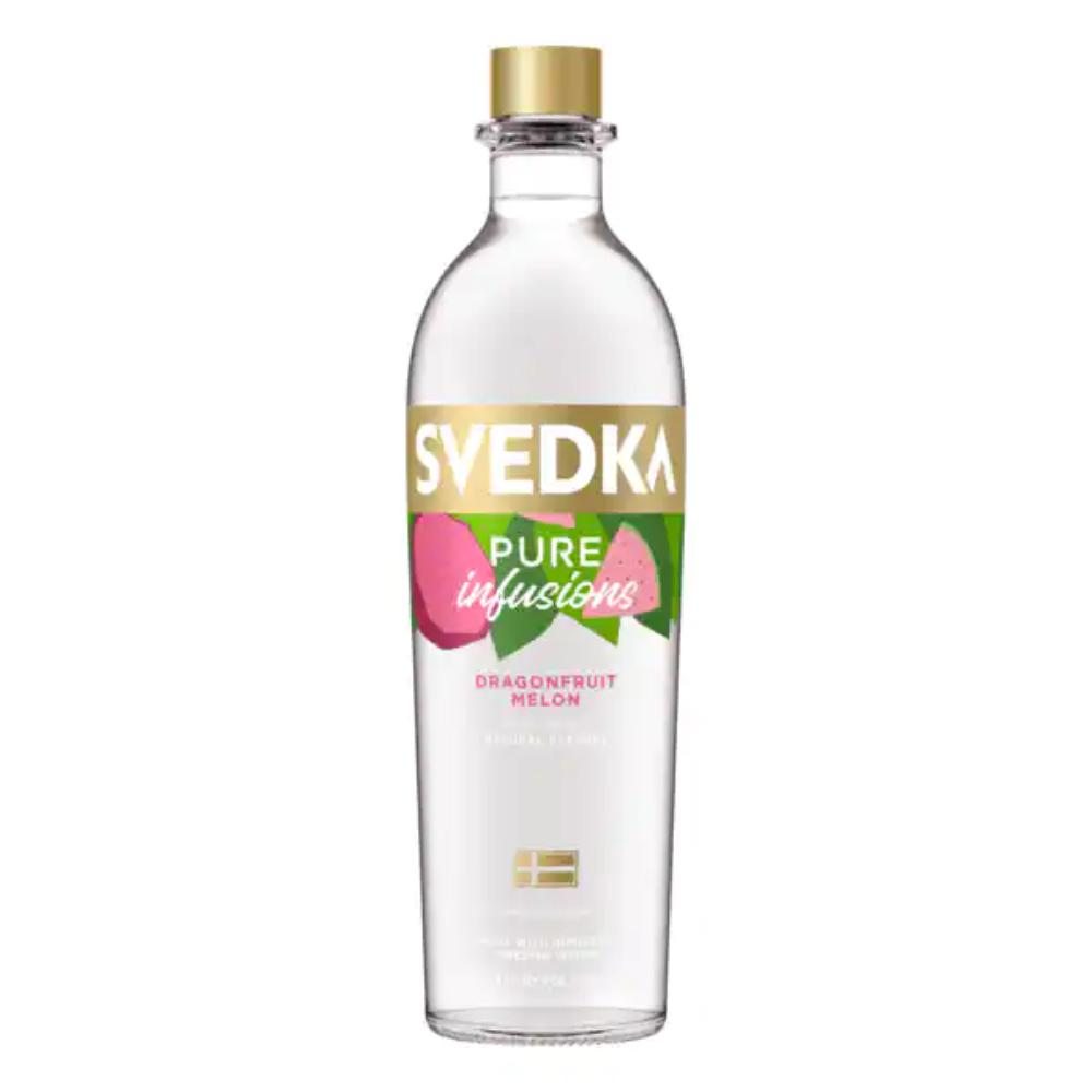 SVEDKA Pure Infusions Dragonfruit Melon Vodka Svedka