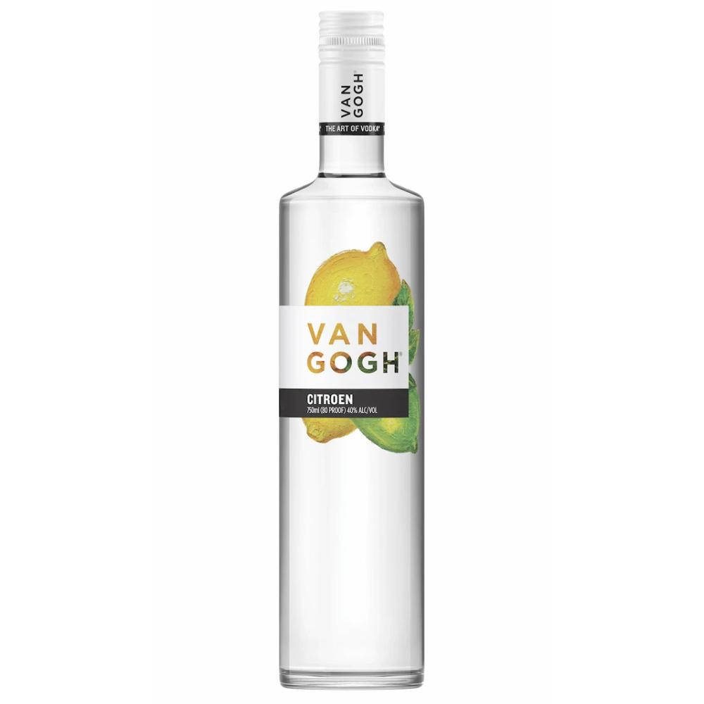 Van Gogh Citroen Vodka Vodka Van Gogh Vodka