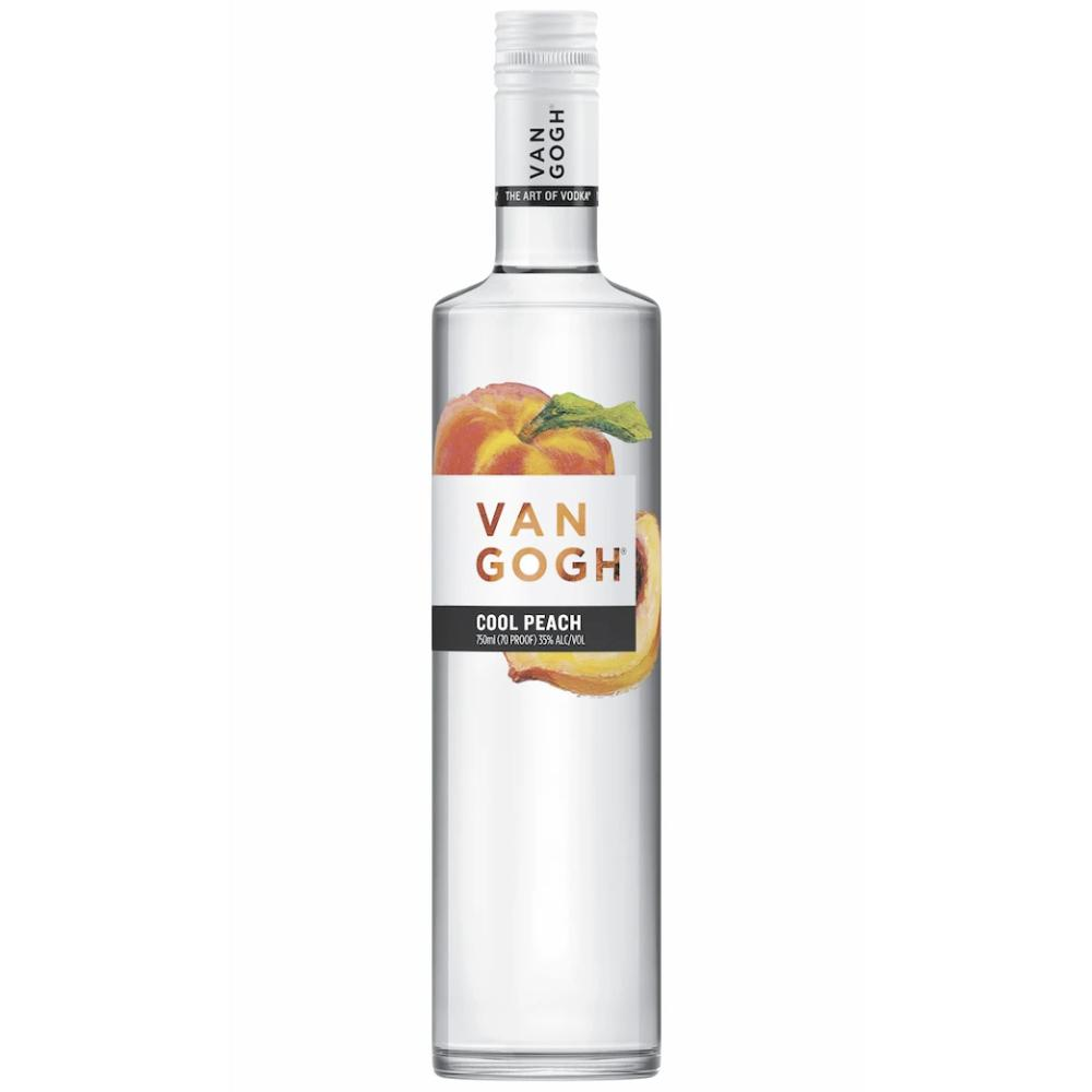 Van Gogh Cool Peach Vodka Vodka Van Gogh Vodka